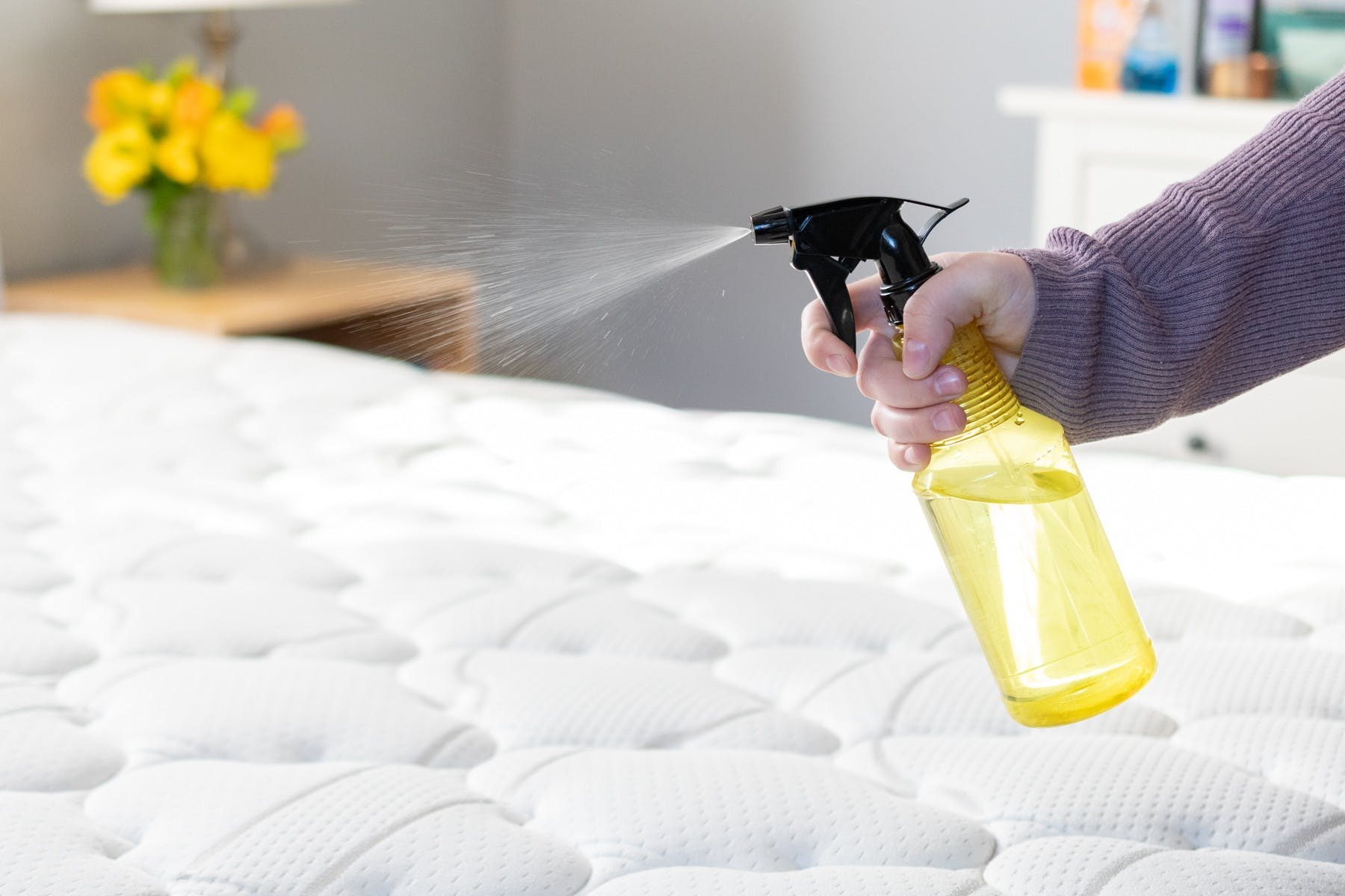 Eliminate Mattress Stains With These 3 Ingredients You Already Have The Krazy Coupon Lady