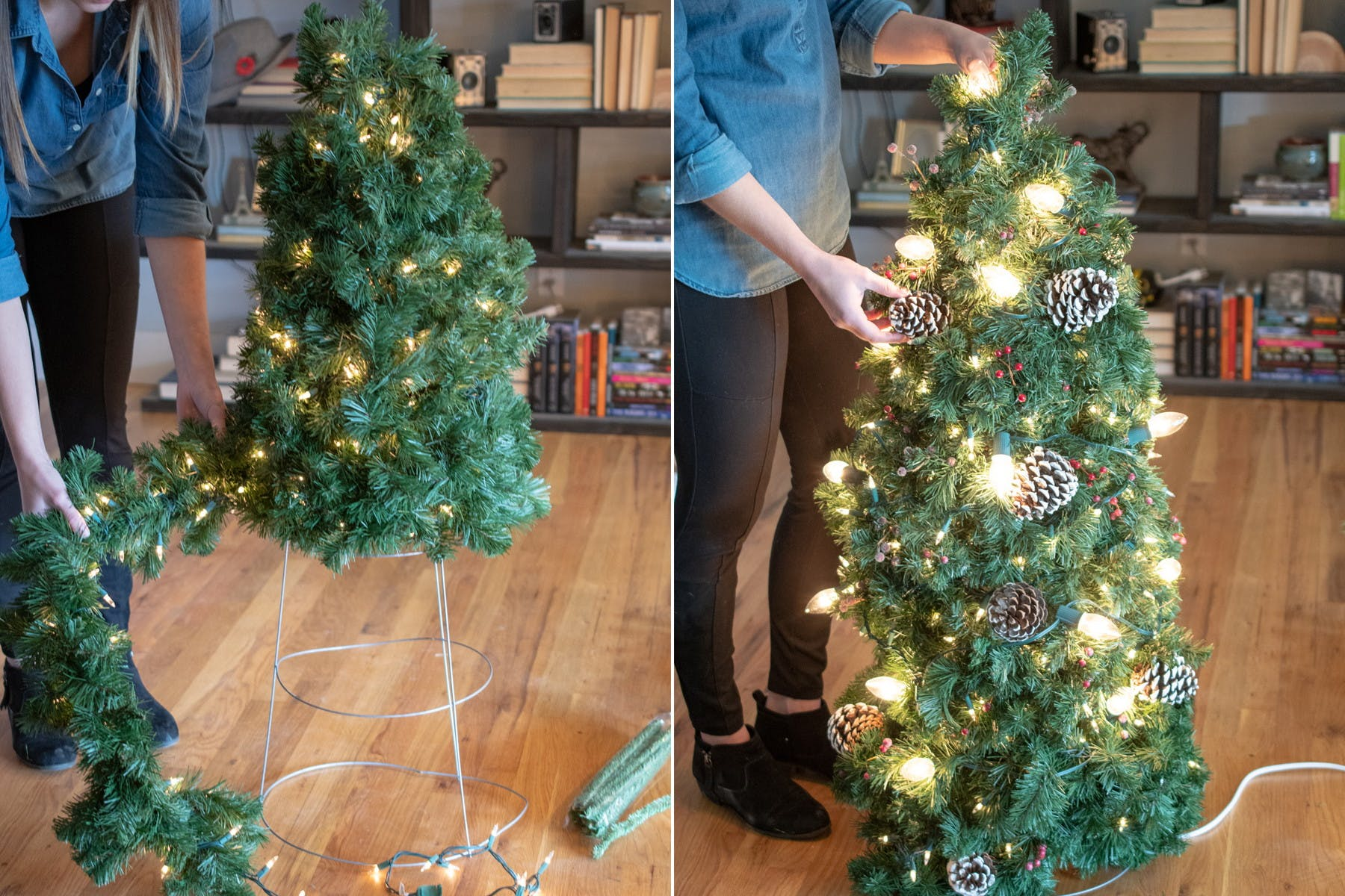 53 Ingenious Christmas Decorating Hacks For Your Home The Krazy Coupon Lady