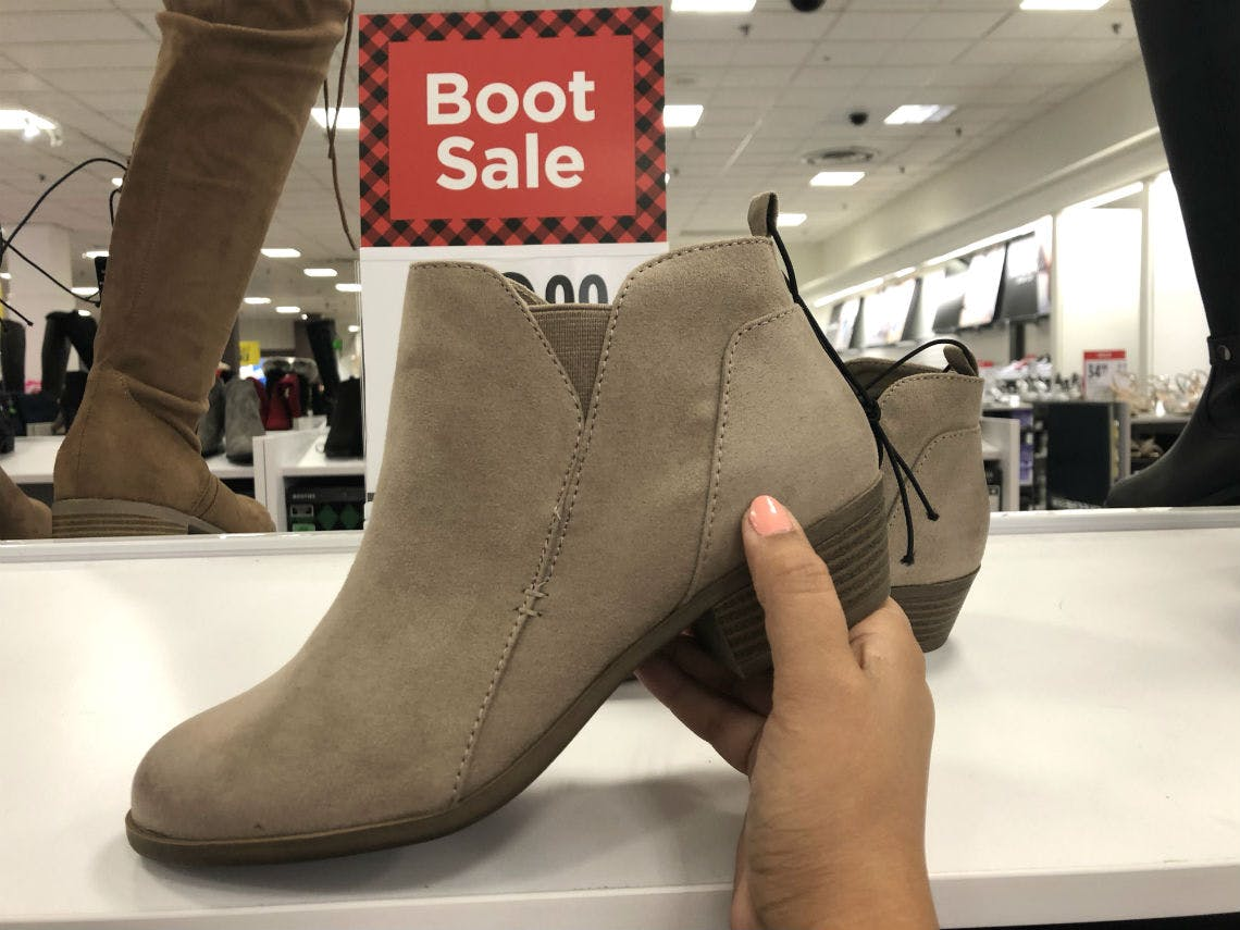 Women's Arizona Booties, Only $20 at