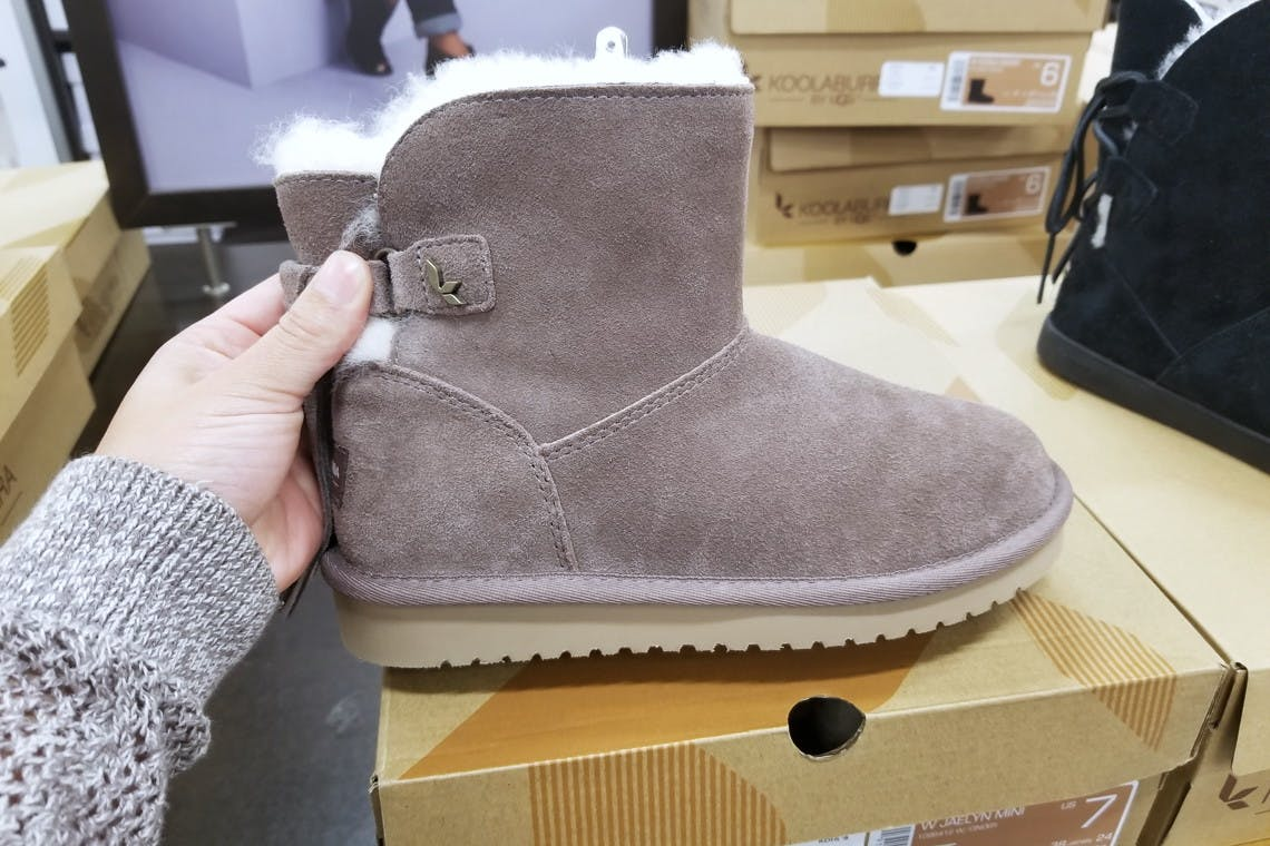 uggs from kohls