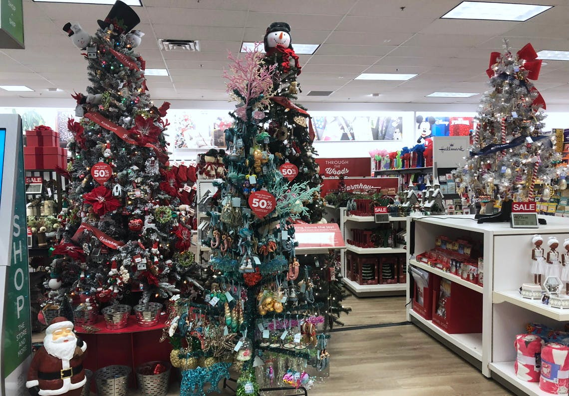 Kohls Christmas Hours 2020 Mystery Offer! Christmas Trees, $64 and Up + Kohl's Cash!   The