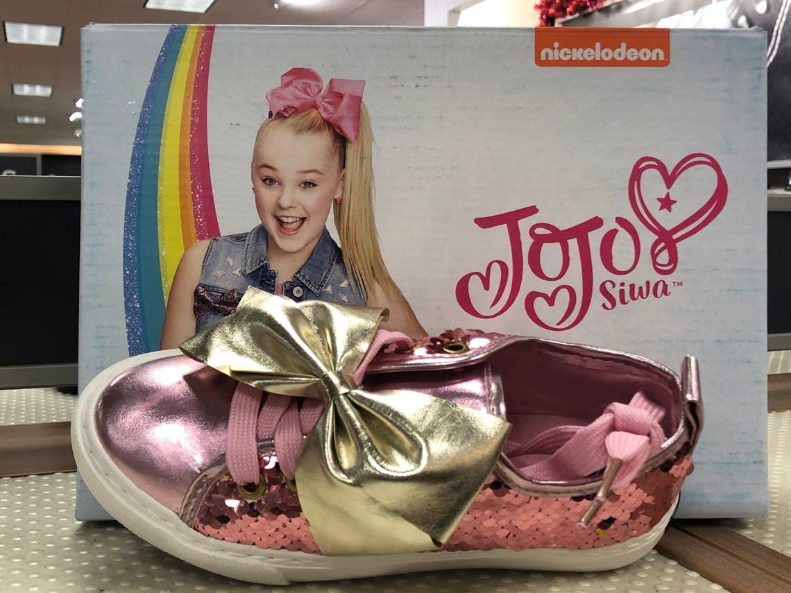 JoJo Siwa Sneakers, as Low as $24.49 at