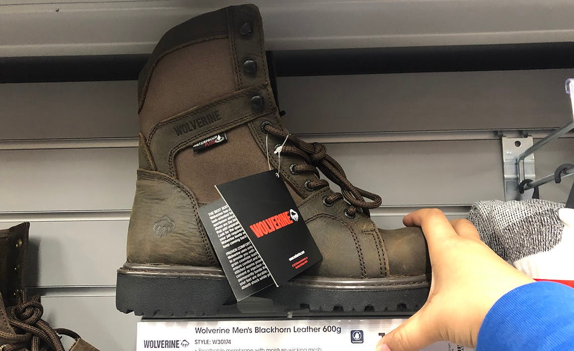 Wolverine Work Boots, as Low as $44.98