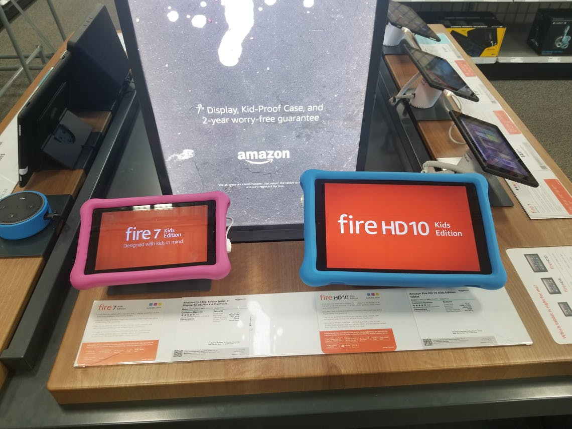 Amazon Fire Kids Tablets As Low As 70 At Best Buy The Krazy Coupon Lady