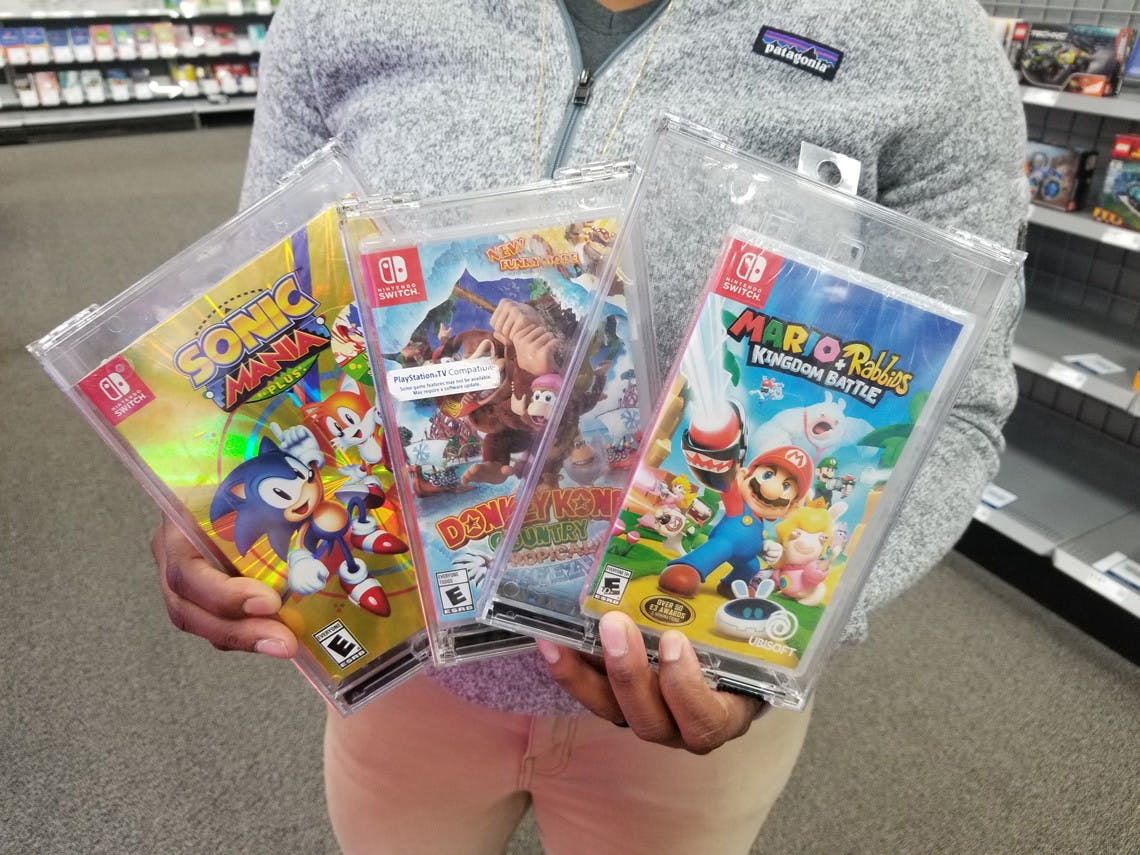 14 Nintendo Deals Your Family Will Love The Krazy Coupon Lady Bought it at costco on february 11, 2020. 14 nintendo deals your family will love