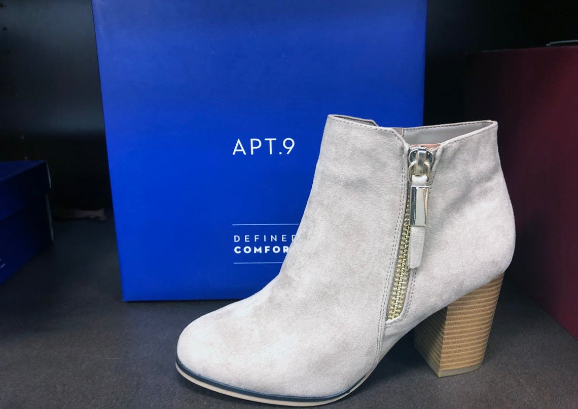 Apt. 9 Ankle Boots, Only $19.59 at Kohl