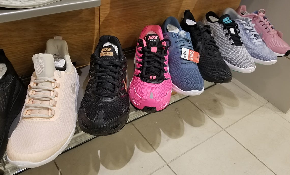 Say What? Women's Nike Sneakers, as Low