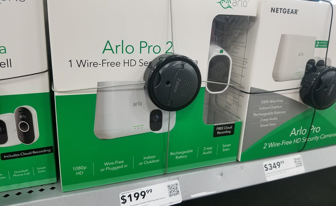 Arlo Pro 2 Security Camera Just 200 At Best Buy The Krazy Coupon Lady