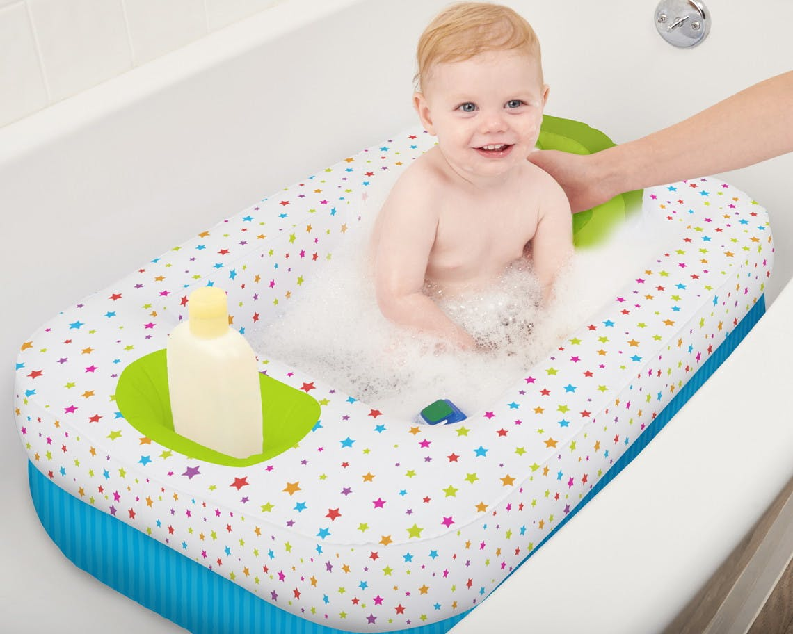 Parent S Choice Inflatable Baby Bathtub 11 88 At Walmart The Krazy Coupon Lady