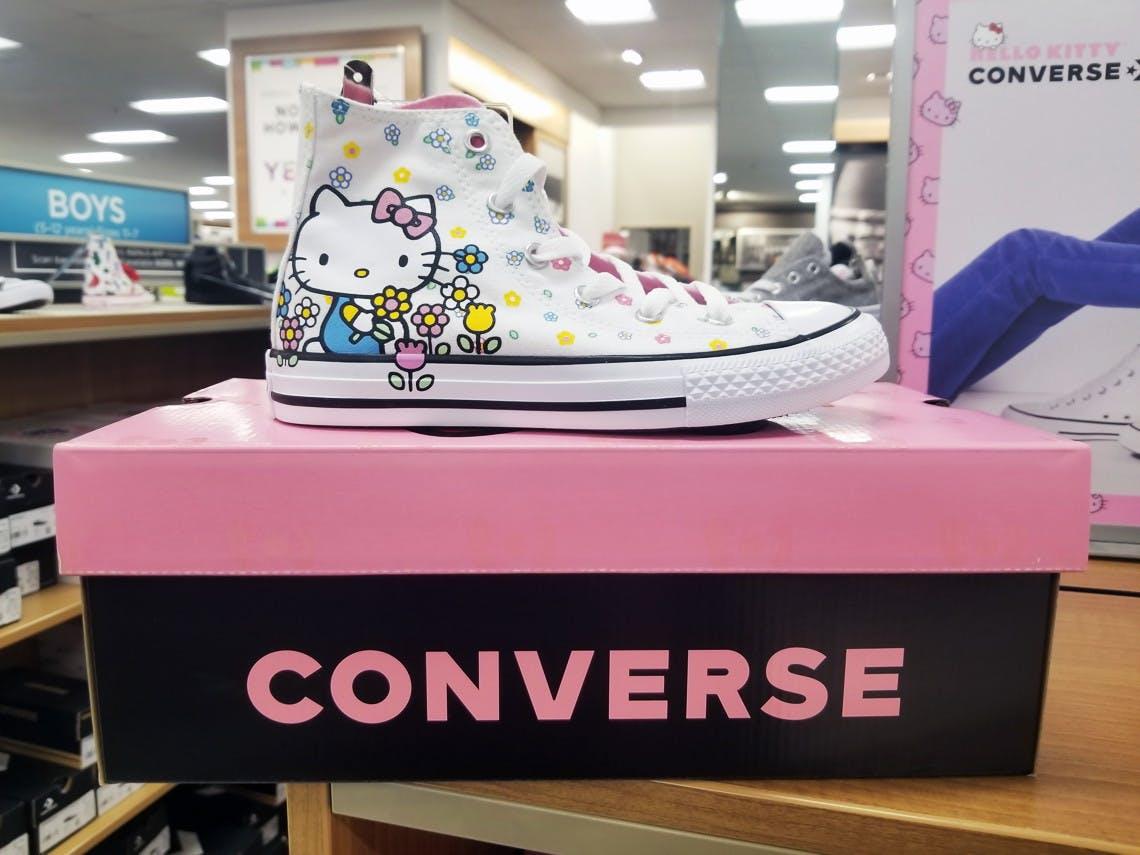 New Converse Hello Kitty Mommy \u0026 Me