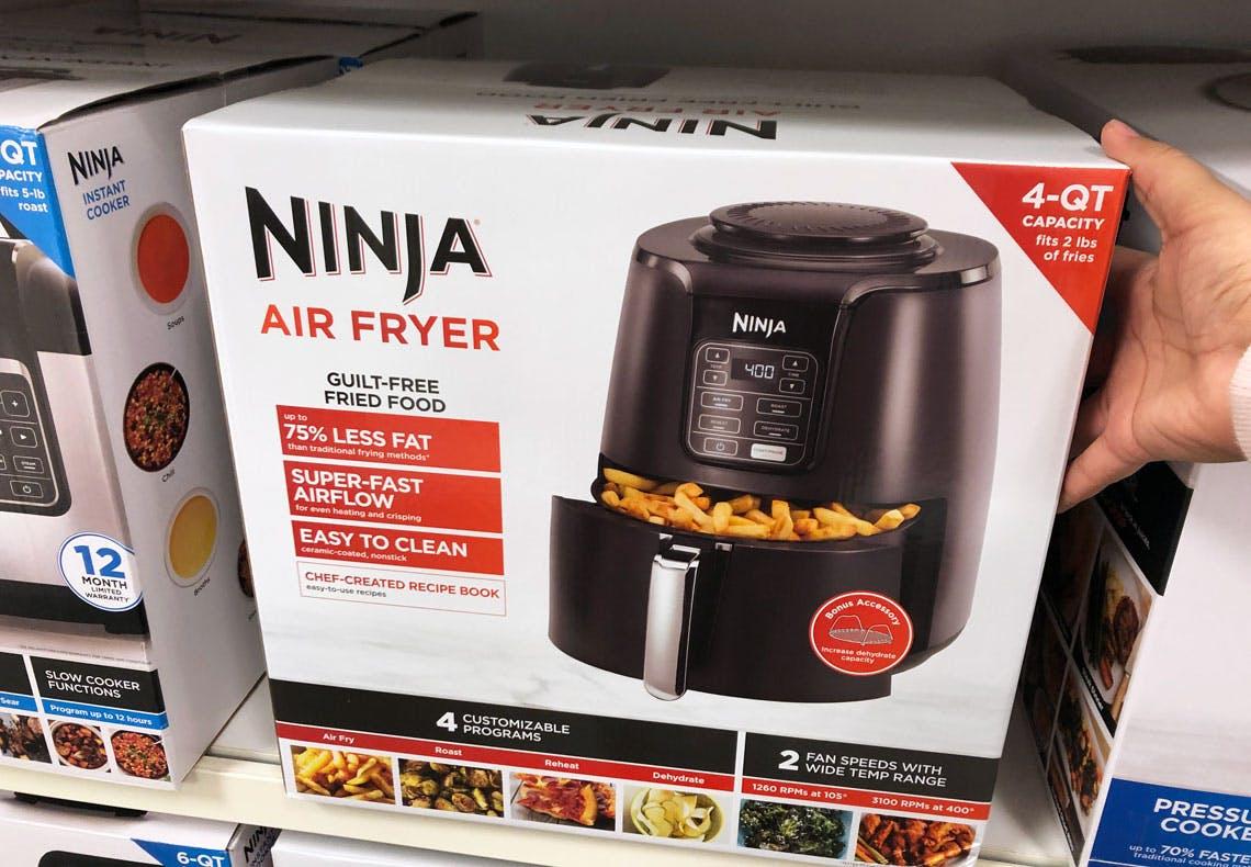 Ninja Air Fryer 70 10 Kohl S Cash Reg 160 The Krazy
