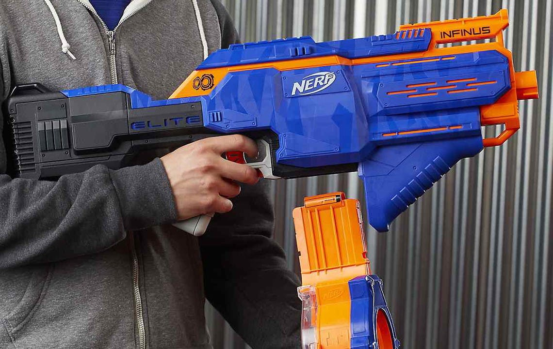 Clearance Nerf Blasters As Low As 10 At Academy Sports The Krazy Coupon Lady