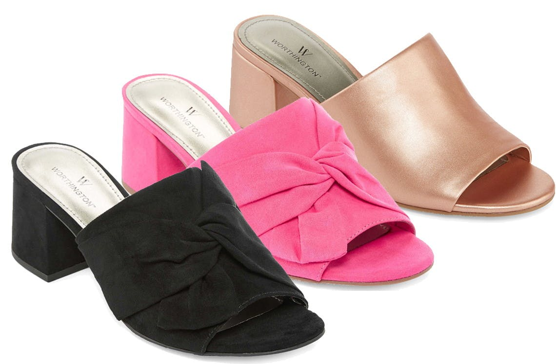 Women's Shoe Clearance, as Low as $7.69