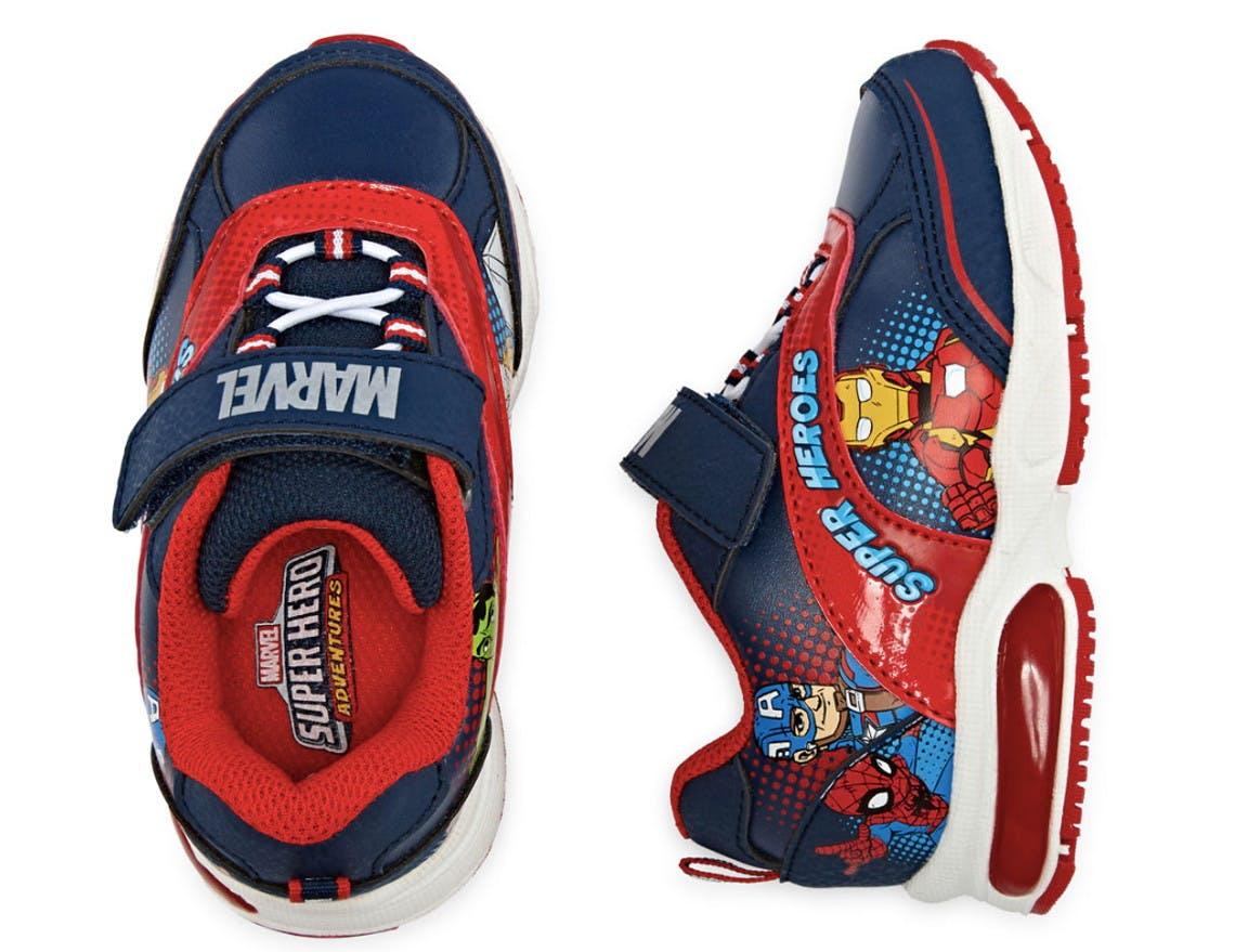 Kids' Superhero Sneakers, as Low as $20
