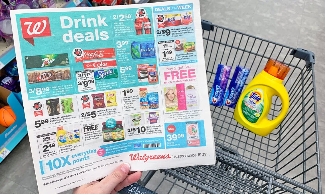 Walgreens Coupon Deals Week Of 4 21 The Krazy Coupon Lady