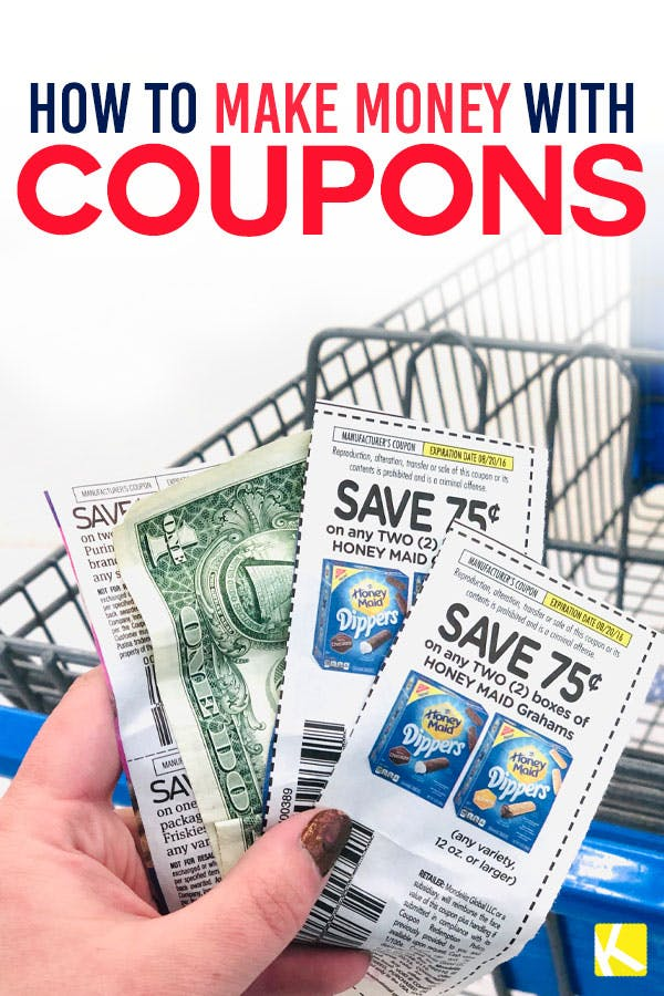 How To Make Money With Coupons The Krazy Coupon Lady