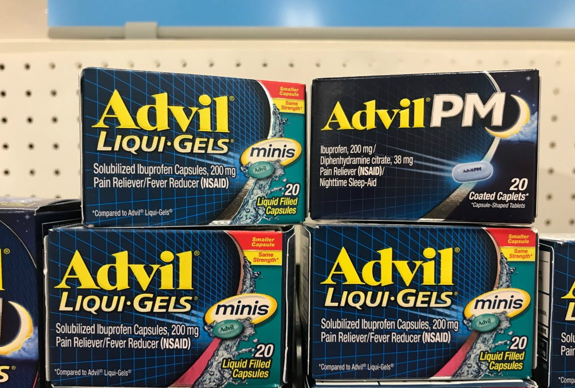 Print Now Advil As Low As Free At Target The Krazy Coupon Lady