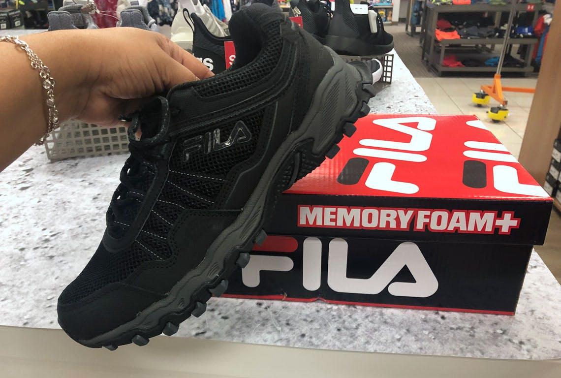Pairs of Men's Fila Running Shoes
