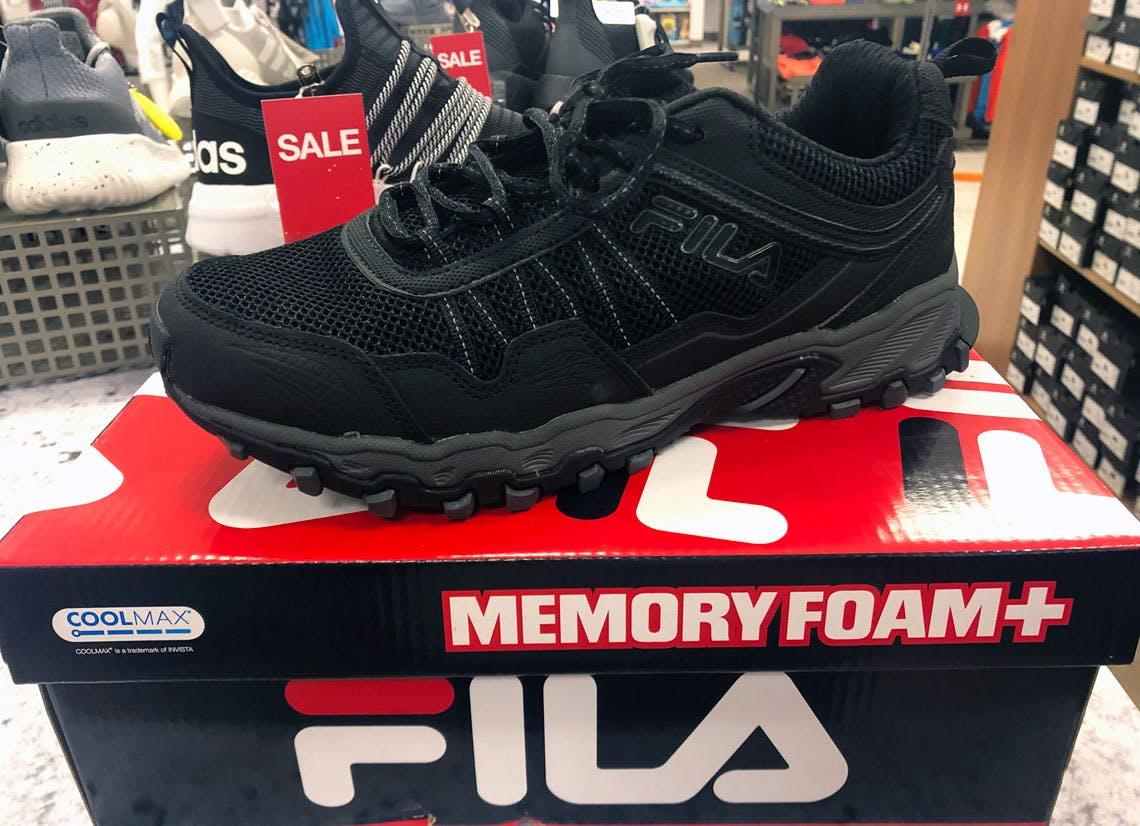 Men's Fila Athletic Shoes, as Low as
