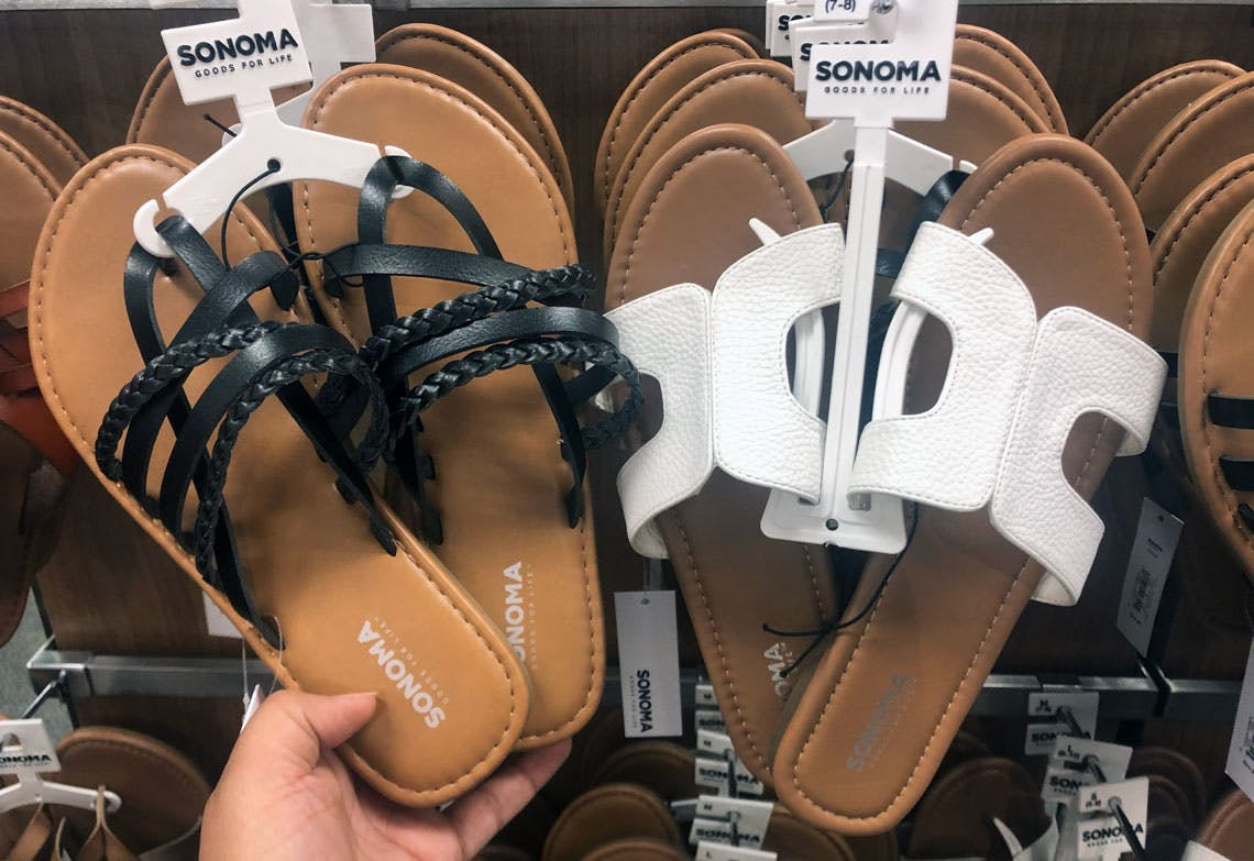 Sonoma Sandals for Women, as Low as $9
