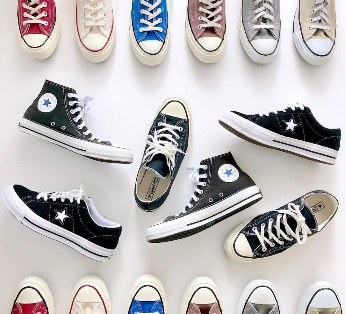 $25 Converse Chuck Taylors for Cyber
