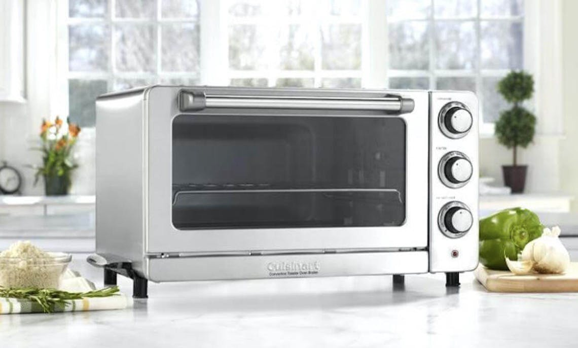 Amazon Black Friday Save 70 On A Cuisinart Toaster Oven The Krazy Coupon Lady
