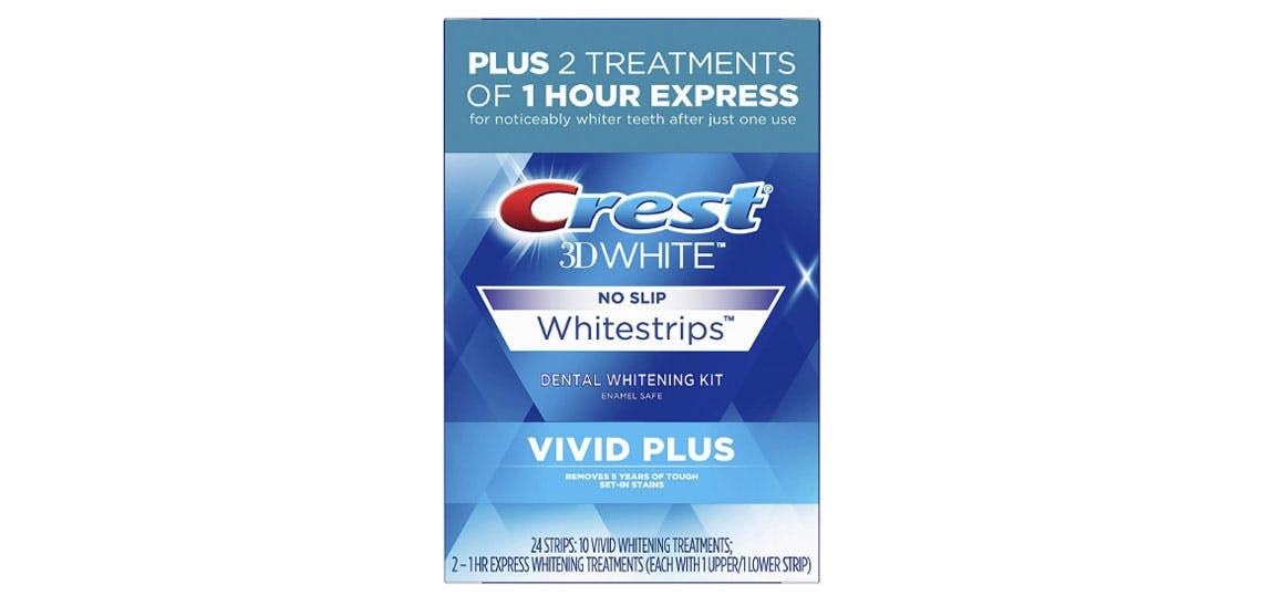 Crest 3d Whitestrips Only 19 99 On Amazon The Krazy Coupon Lady