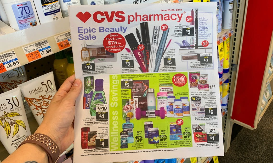 Cvs Weekly Coupon Deals 6 23 6 29 The Krazy Coupon Lady