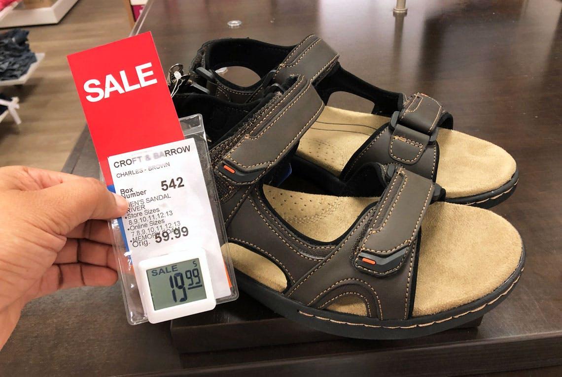 Men's Flip-Flops, Sandals \u0026 Boat Shoes