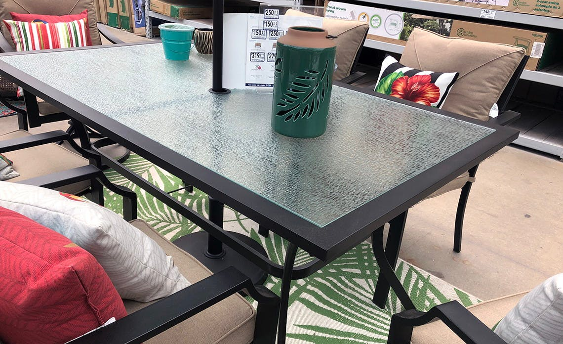 50 Off Patio Tables Chairs At Lowe S The Krazy Coupon Lady