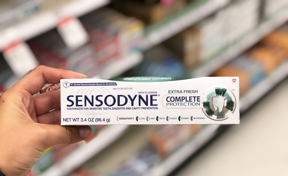 Gift Card Double Dip W Sensodyne Toothpaste Purchase On Target