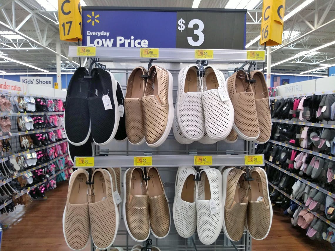 Shoes for the Family, as Low as $2 at