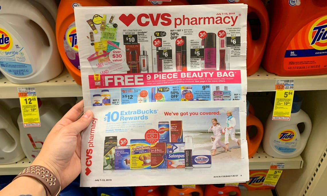 Cvs Weekly Coupon Deals 7 7 7 13 The Krazy Coupon Lady