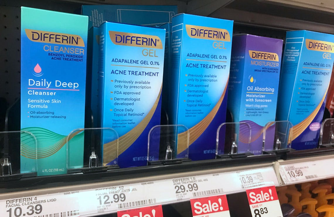 Differin Gel Acne Treatment Only 3 26 At Target The Krazy