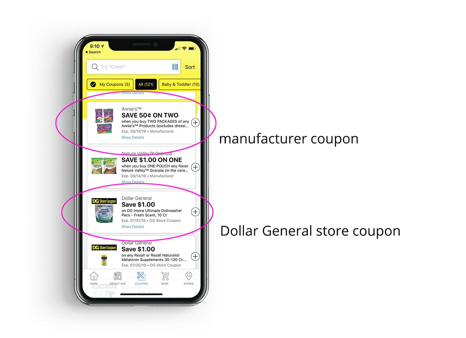How To Coupon At Dollar General The Krazy Coupon Lady