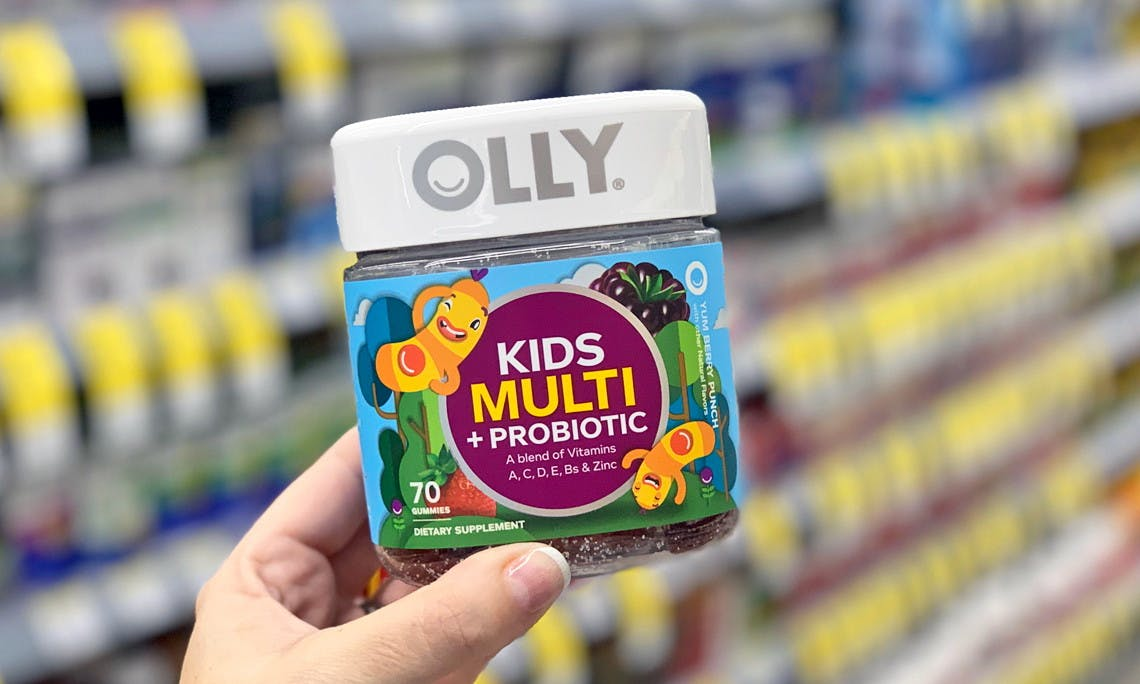 Rare Deal Olly Vitamins Only 5 99 At Walgreens Reg 14 99