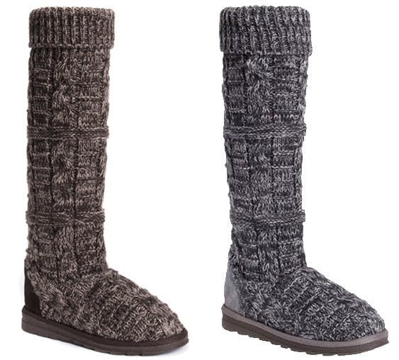 Muk Luks Women's Shelly Boots, Only $13