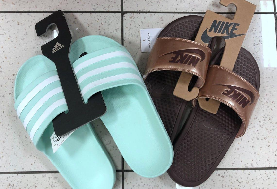 Deal Alert: Nike \u0026 adidas Slides, as