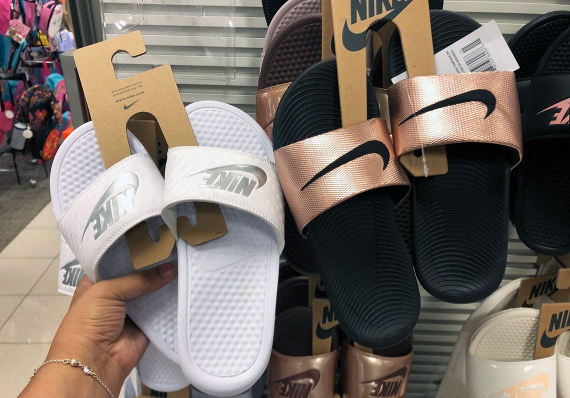 Nike Slides, as Low as $16.49 at Kohl's