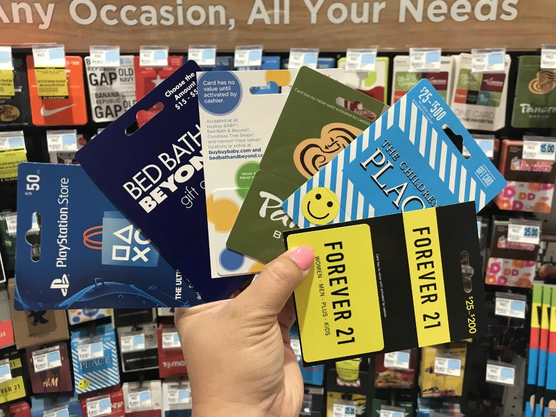 7 Ways To Save On Gift Cards At Rite Aid The Krazy Coupon Lady