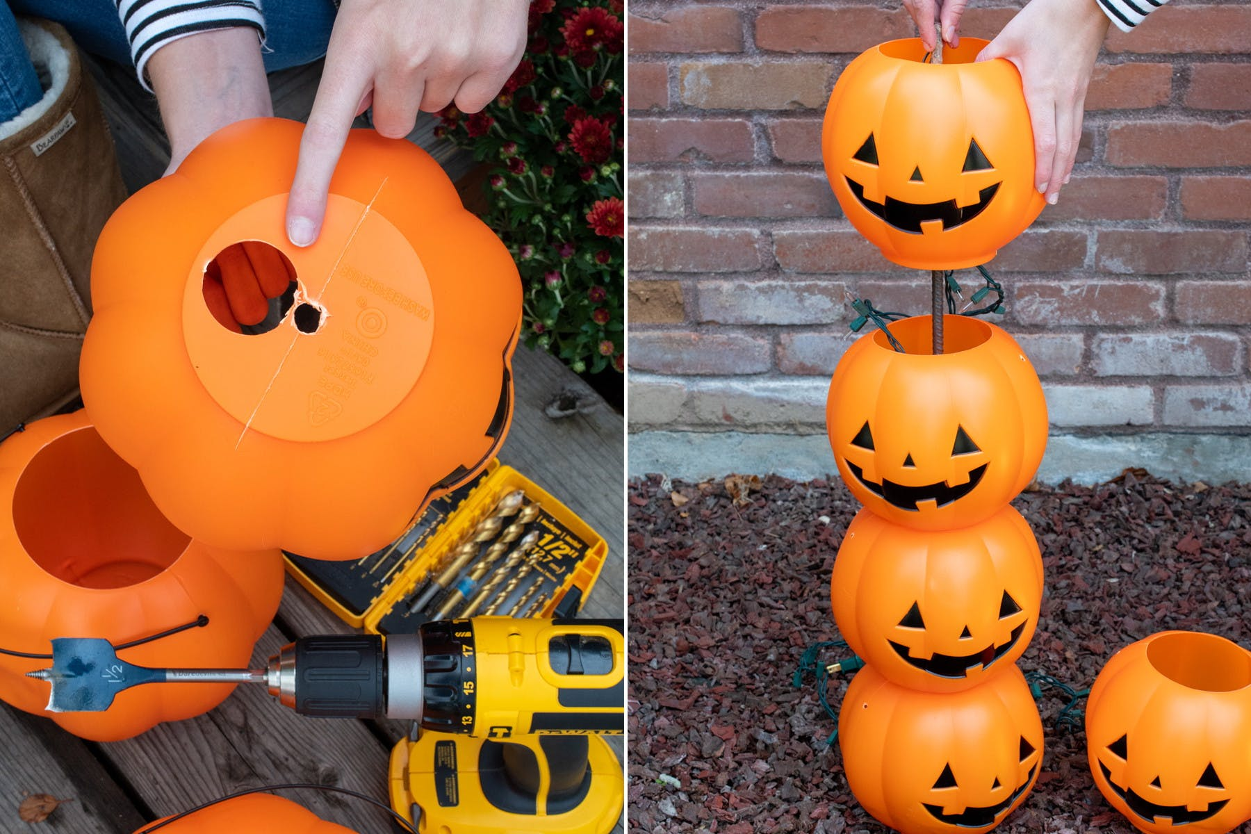11 Easy Cheap Diy Halloween Crafts Anyone Can Make The Krazy Coupon Lady