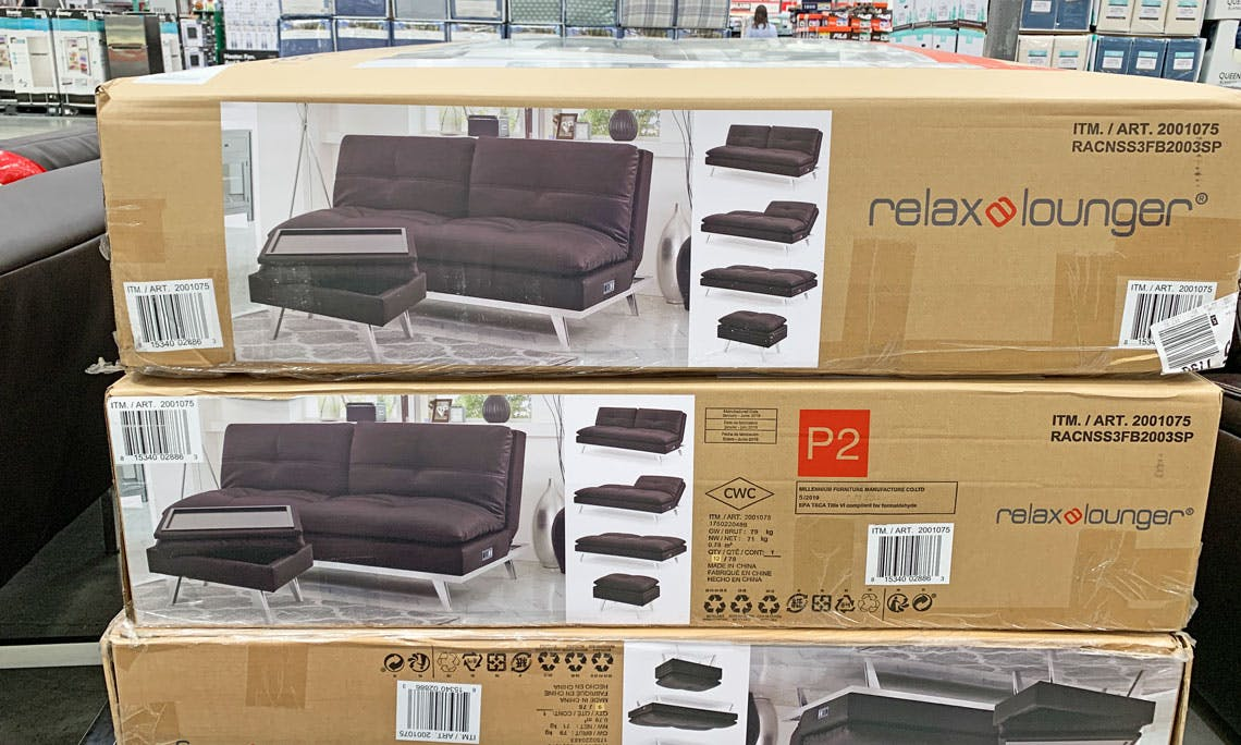 Furniture Deals At Costco Lounger Glider Bookcase The Krazy Coupon Lady
