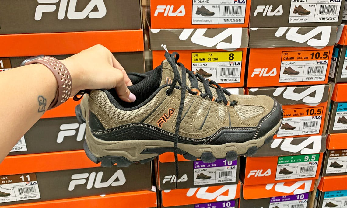 Fila Men's Trail Shoe, Only $15.99 at