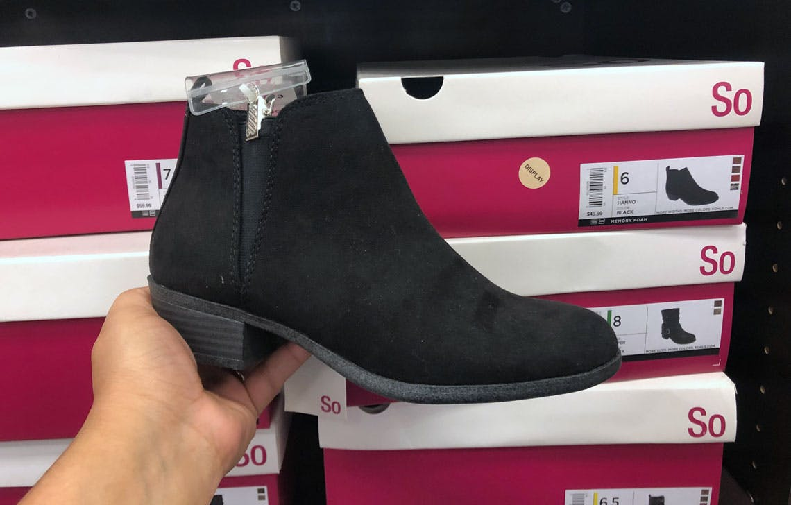 Women's Clearance Ankle Boots, as Low