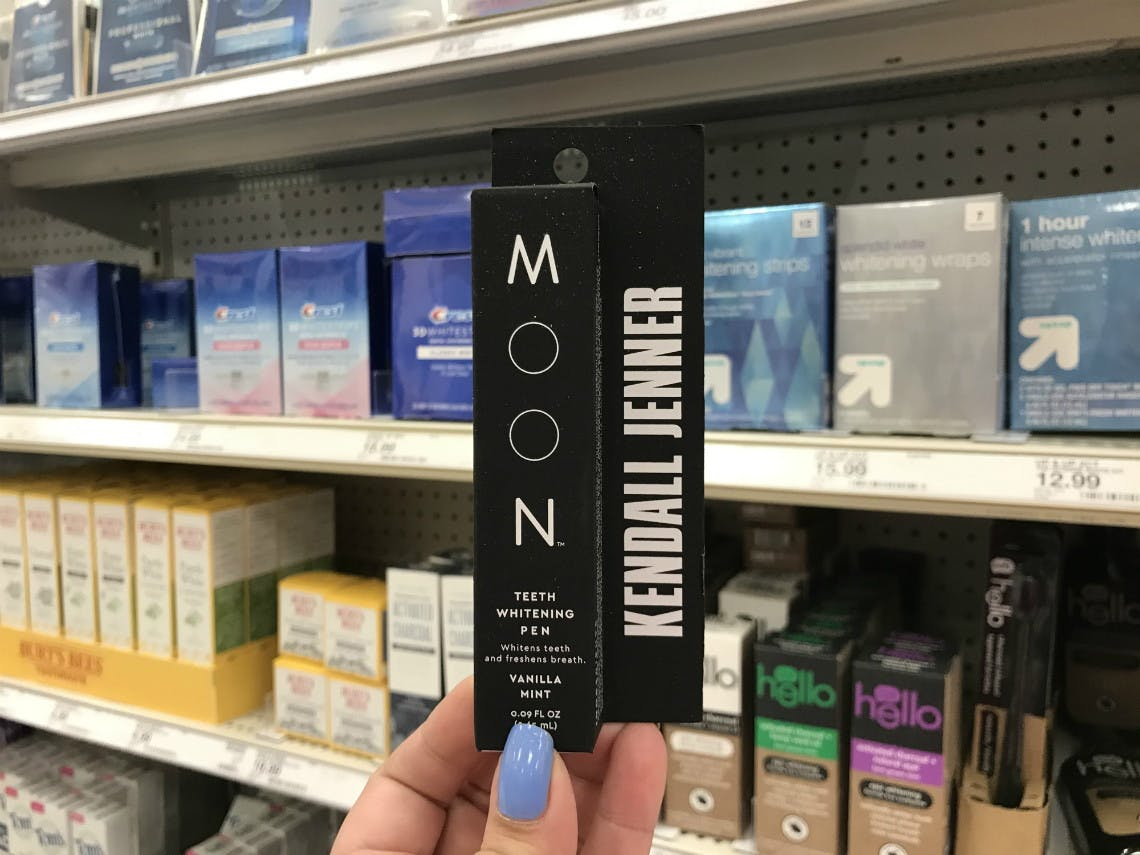Hello Toothpaste Moon Whitening Pen As Low As 3 98 At Target