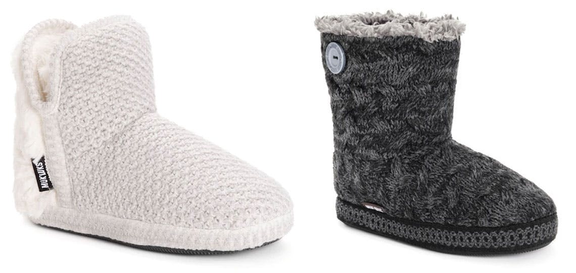 Save on Muk Luks Women's Slippers at