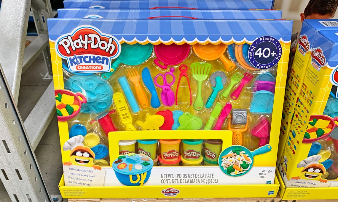 Play Doh Kitchen Creations Set Only 19 98 At Sam S Club The Krazy Coupon Lady