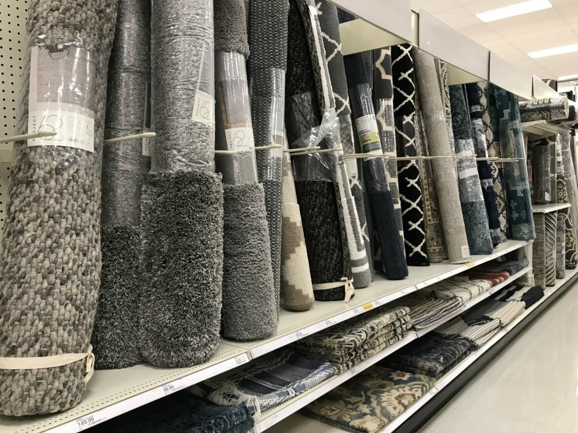 50 Off Area Rugs At Target The