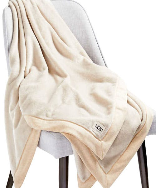 UGG Duffield Throw Blanket, Only $64.99
