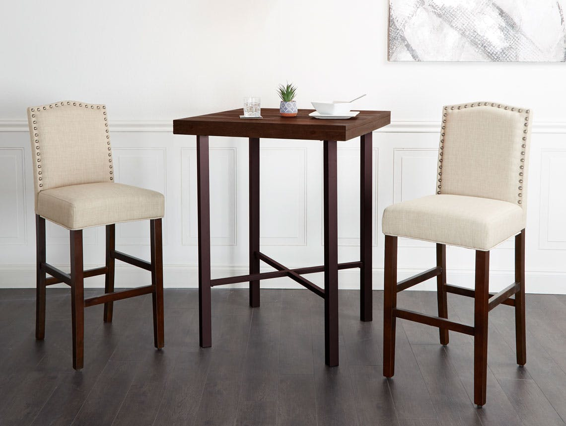 Set Of 2 Better Homes Gardens Dining Chairs Just 69 At Walmart The Krazy Coupon Lady